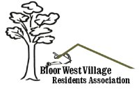 Bloor West Village Residents Association Logo